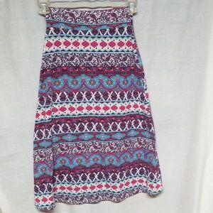 AMY'S CLOSET Girl's maxi skirt